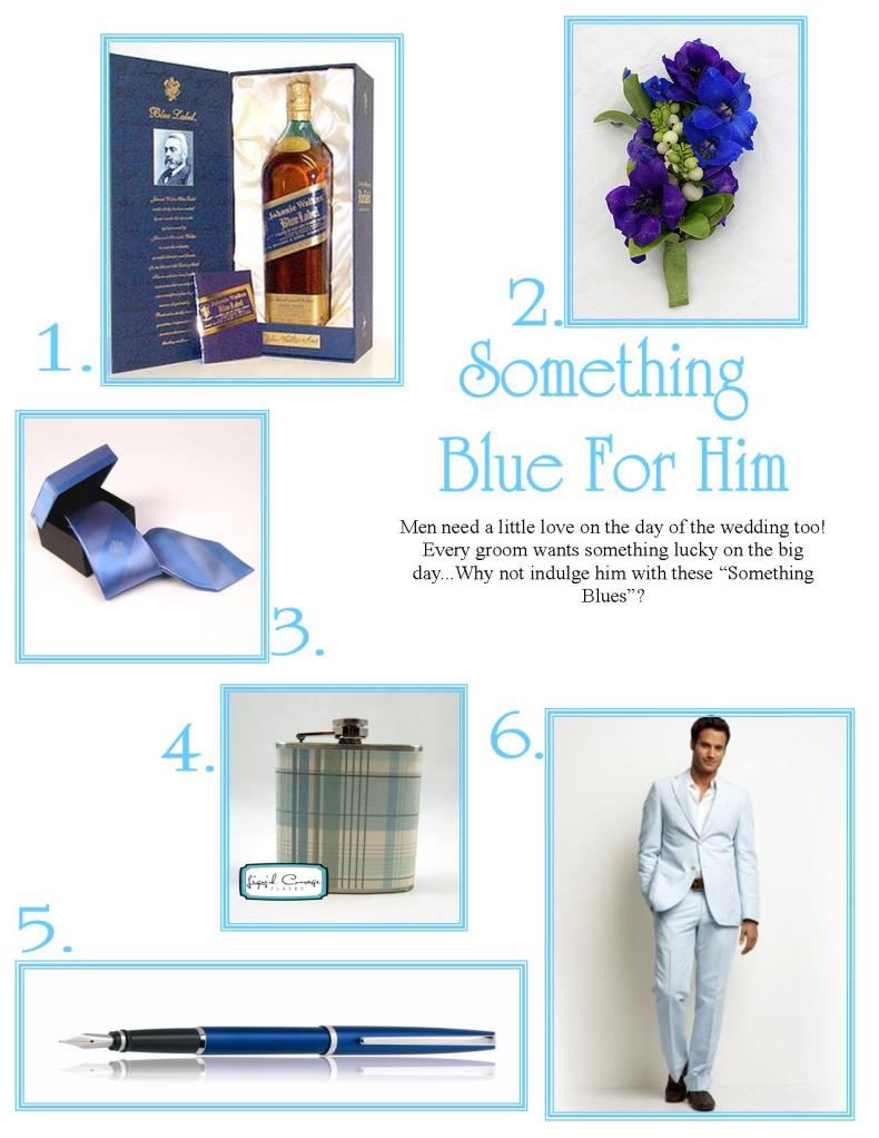Great ways to give him good luck on the big day!